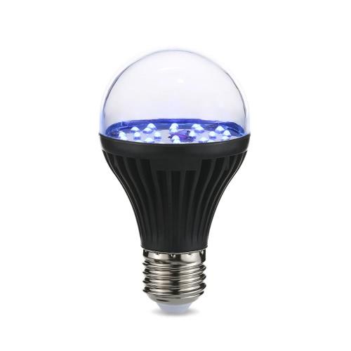 7W 25 LED 365nm żarówka UV