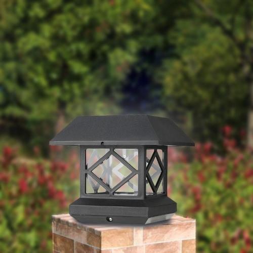 IP65 Water Resistant Outdoor Solar Powered Light
