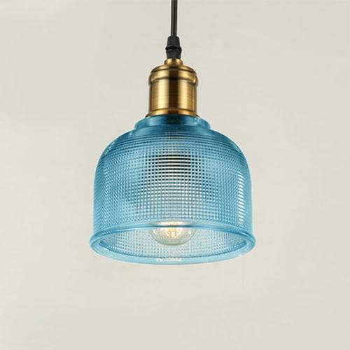 Cristal Luz Colgante E27 Bulb Holder Elegante Diseño para Comedor Pub Club