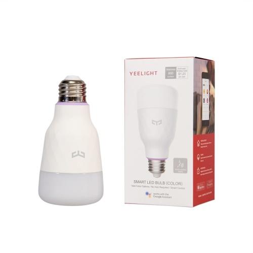 Xiaomi Yelight YLDP06YL RGB Smart Светодиодная лампа (международная версия)