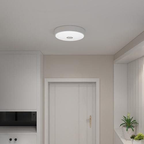 Yeelight 10W 28 LED Luz de sensor de movimiento IR sensible a la luz de techo