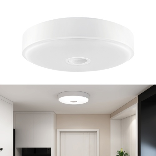 Xiaomi Yeelight 10W 28 LEDs Sensor de movimiento IR sensible a la luz de techo original