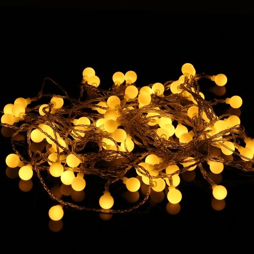 10M USB Operated LED Globe String Lights