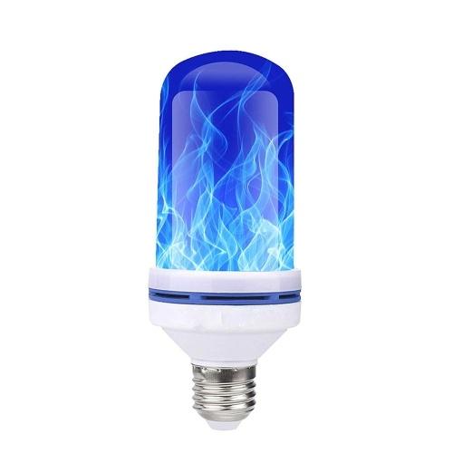 AC85-265V 6W Flammeneffekt Feuer Glühbirne