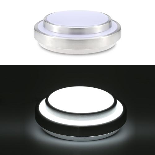 15W 110-240V LED Encastré Plafonnier moderne Lampe contemporaine Luminaire 1200lm 6000K pour le salon / chambre / salle à manger
