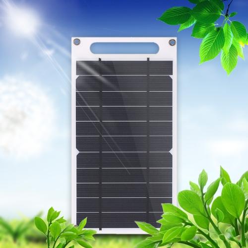 7.8W portátil ultra delgada panel solar de silicio monocristalino