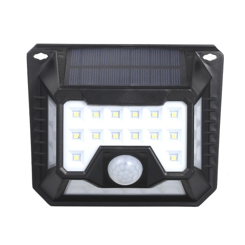 Tragbare allseitige energiesparende 32 Lampen vollautomatischer Betrieb Solarinduktionslampe