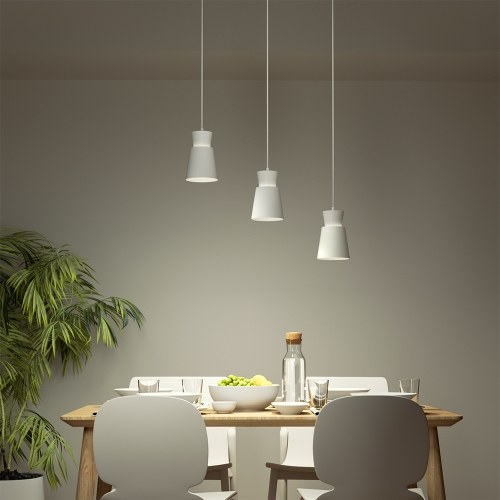 Yeelight YLDL05YL AC220-240V Three-head E27 Universal Dining Table Pendants Light Chandelier Lamp