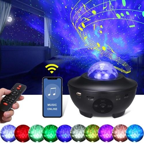 Tomshine Starry Projector Light con telecomando regolabile 21 modalità di illuminazione