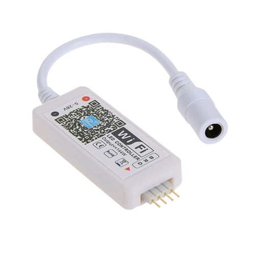 Tomshine DC5-28V Mini RGB Wifi Smart Controller Dimmer für LED-Streifen-Licht