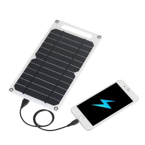 6W 3000mAh USB портативный ультра тонкий солнечной панели зарядное устройство