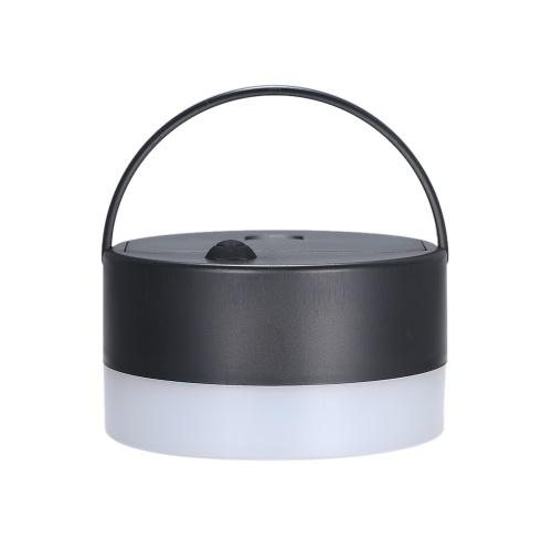 Lanterna de suspensão portátil da barraca leve de acampamento do diodo emissor de luz