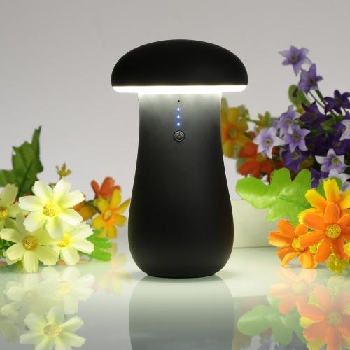 Bezprzewodowa bezprzewodowa lampa nocna z lampą błyskową LED 2.5W 22-24LM 6000-6500K z interfejsem USB Wbudowane baterie 8000mAh