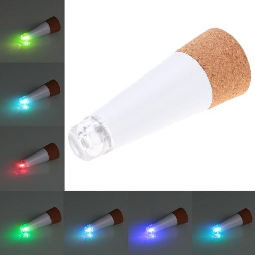 Cork Shaped Rechargeable USB LED Night Light