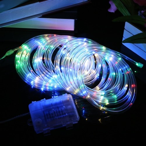 12M/39.4Ft 7.2W 120 LEDs Rope Light