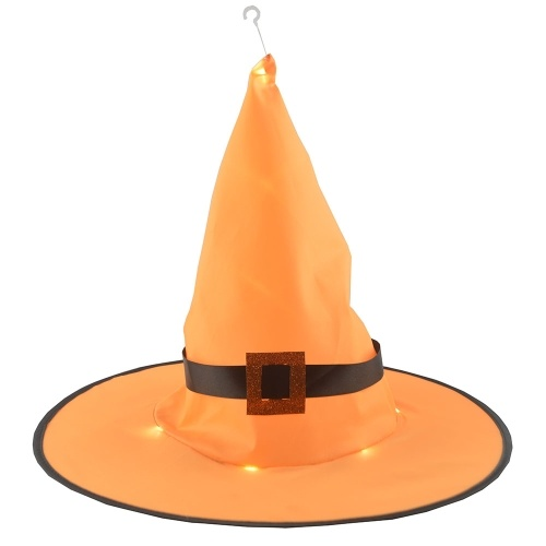 Sombrero de iluminación portátil Halloween Dress Up Hat