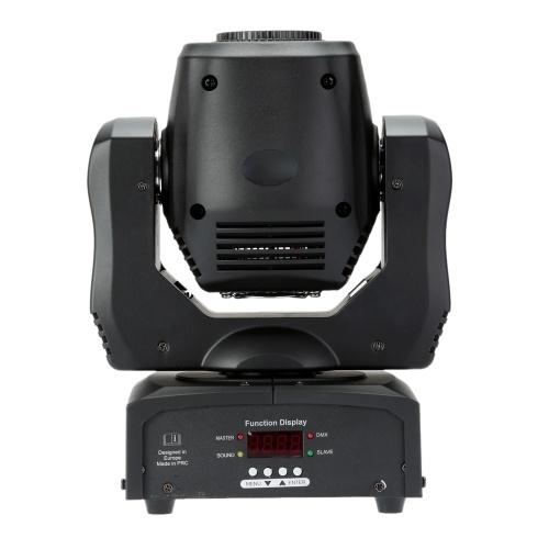 35W DMX512 Управление звуком Автоматическое вращение 9/11 каналов Перемещение головного света