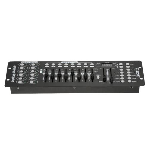 192 Channels DMX512 Controller Console