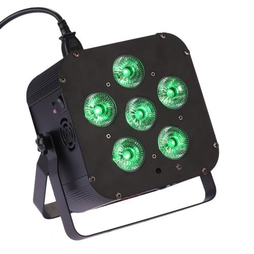 108W LED RGBWAP 6/10 Kanal-PAR-Licht