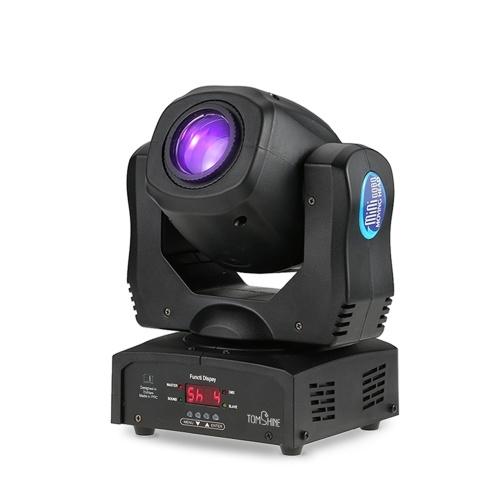 Tomshine 80W DMX512 Управление звуком 8 цветов Изменение светодиодной лампы этапа
