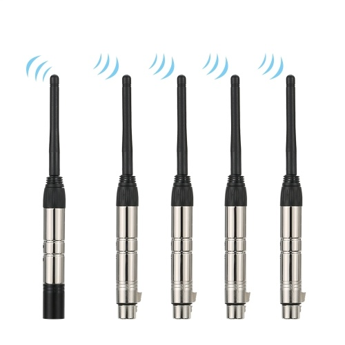 DMX512 2.4G ISM Wireless