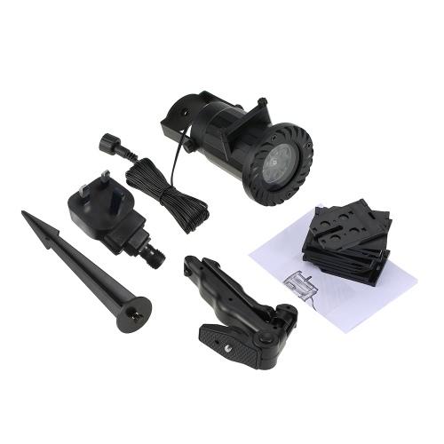 Indoor Outdoor Wodoodporny projektor światła