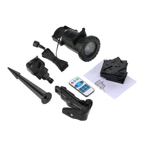 Lámpara de proyector con control remoto