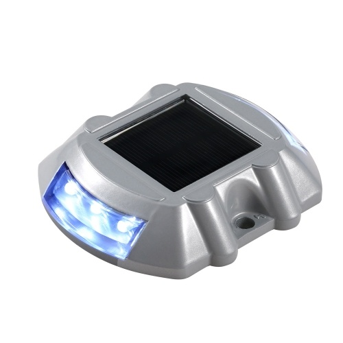 Solar LED Dock Licht Garten Park Patio Lampe