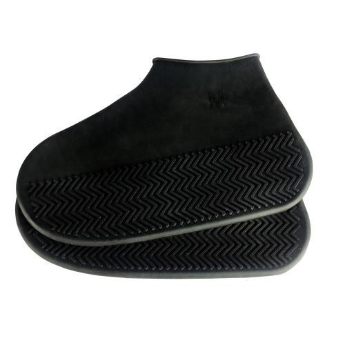 1 paio di copri scarpe impermeabili riutilizzabili