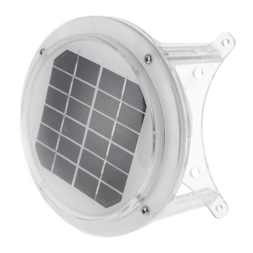 Luz del césped 5 LED de energía solar