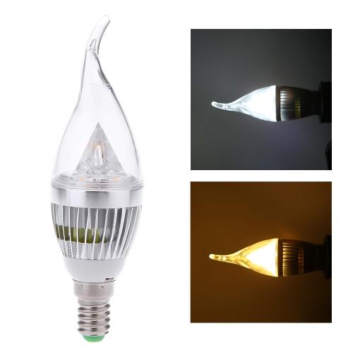 E14 6W LED bombilla de vela