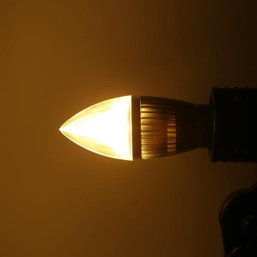 E12 8W светодиодные свечи лампы люстра лампа Spotlight высокой мощности AC85-265V