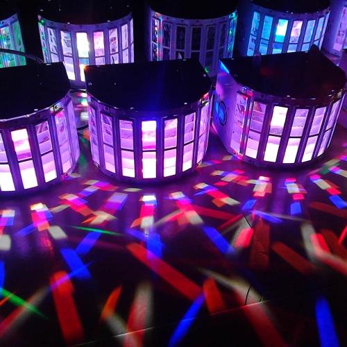 Cafago coupon: KTV Disco Stage Lighting Lights