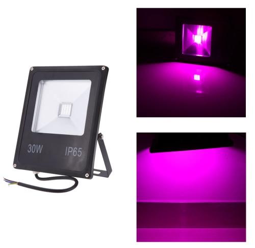 La planta de la luz de inundación de 85-265V 30W 30pcs LED crece la luz