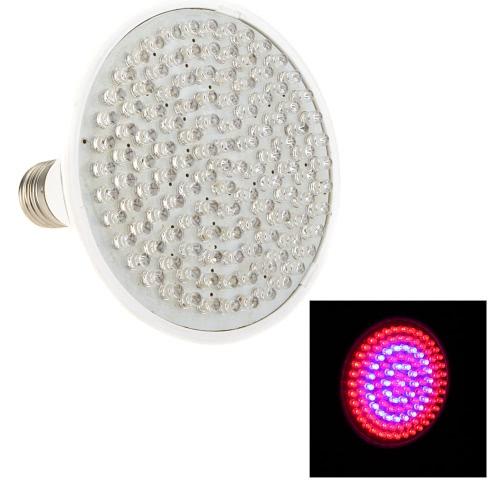 E27 7W 220V 45 Rouge 15 LED bleue Lampe de la croissance de Plante  hydroponique Lampe Ampoules
