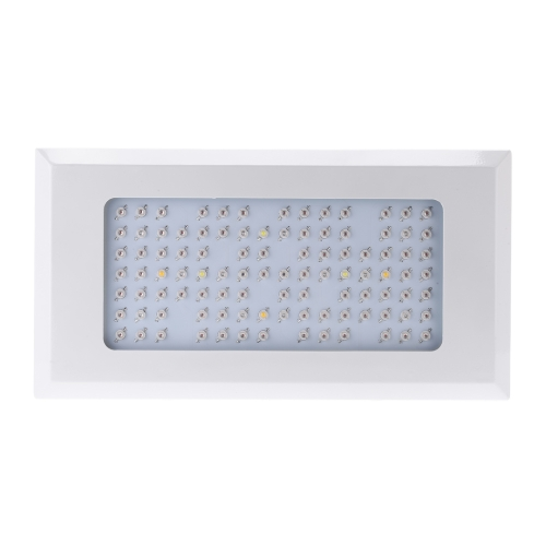 100*3W LED Plants Grow Light Hydroponic Lamp Square with Cooling Fan 300W Full Spectrum Blue Red Warm White & White for Indoor Flower Fruit Growth Vegetable Greenhouse AC85-265V