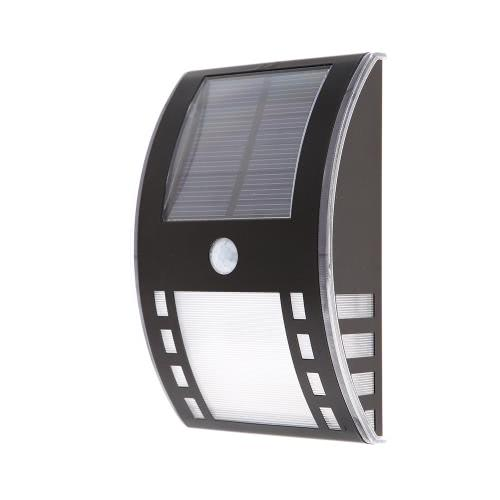 Solar Powered Wireless PIR Motion Light