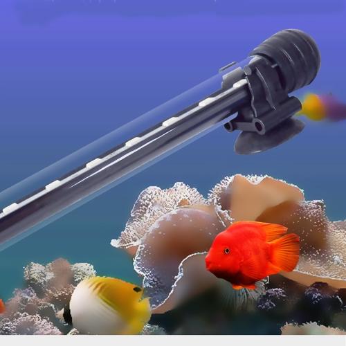Подводная 30 6.5W привело лампа красочные Аквариумные рыбы танк сад свет всасывания Stick полосы бар у бассейна