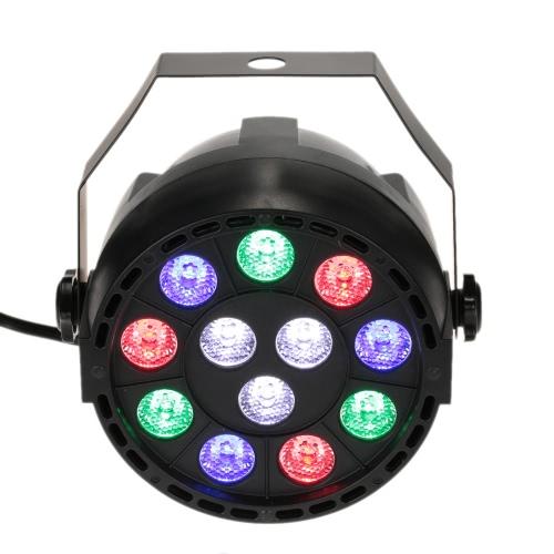 Lixada DMX-512 RGBW LED Hochleistungsstadium PAR Licht