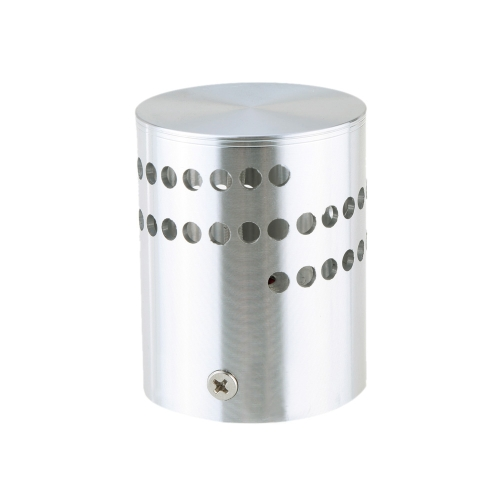1W 85-265V AC Modern Simple Minimalist Aluminum LED Wall Light Spiral Lighting Indoor Dining Room Hallway Aisle KTV for Decor