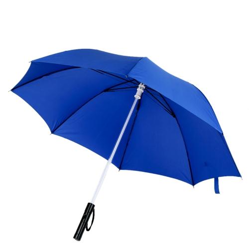 Straight Pole LED Rain Umbrella 23
