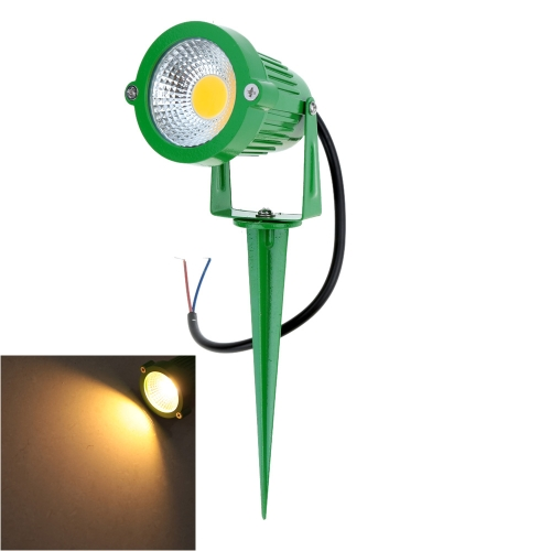 10W 85-265V AC IP65 Black Aluminum LED Lawn Spot Light Lamp High Power RGB Warm/Nature White Outdoor Pond Garden Path CE RoHs