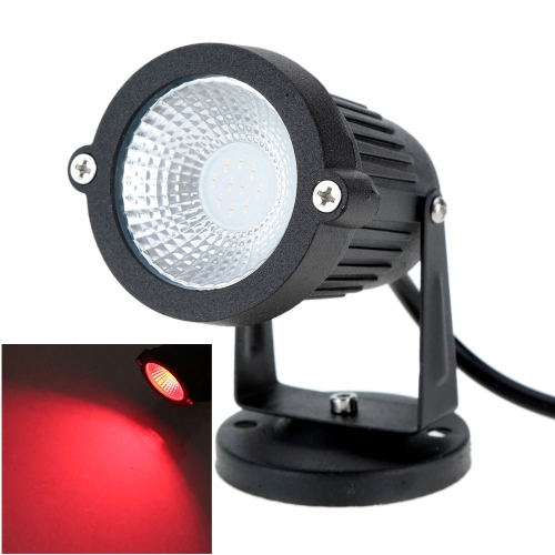 8W 12V AC DC IP65 Green Aluminum LED Lawn Spot Light Lamp High Power RGB Warm/Nature White Outdoor Pond Garden Path Landscape Decor CE RoHs