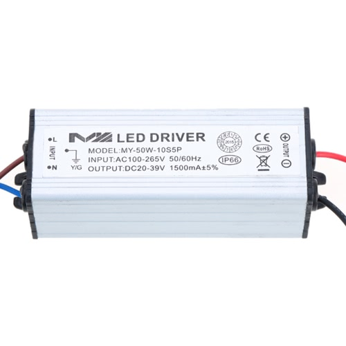 Controlador de LED Adaptador transformador