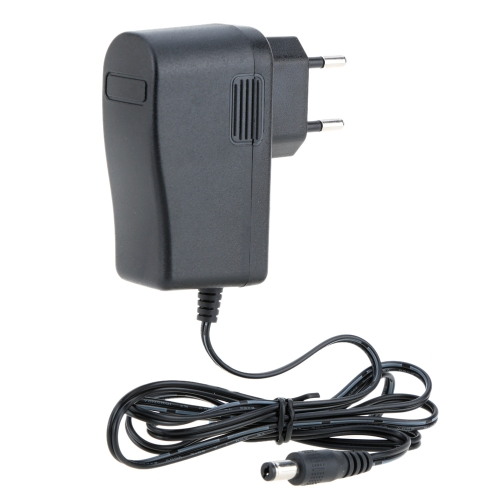 AC100-240V 0.4A Max to DC 12V 1A Switching Power Supply Converter Adapter EU Plug 5.5mm * 2.1mm Charger Lighting Transformer TUV Certificated