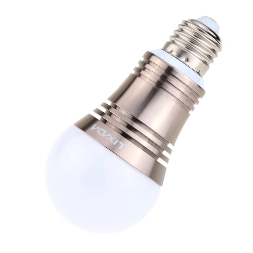 Controlled Smart Lamp Changing Dimmable Equivalent Light Bulb Led Color Ipad Lixada Iphoneamp; 70w Bluetooth Rgb Smartphone Superlight Android For E27 H9DEY2IW
