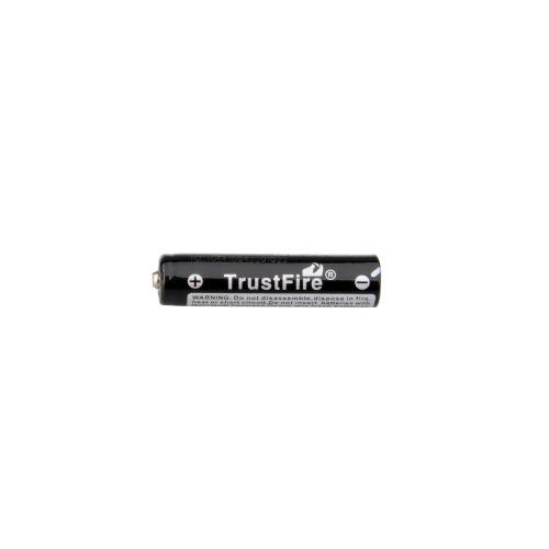 4PCS AAA 10440 600mAh 3.7V TrustFire Аккумуляторная литиевая батарея