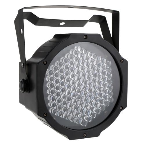 Lixada mini DMX-512 127 LED RGB luz de la igualdad Etapa