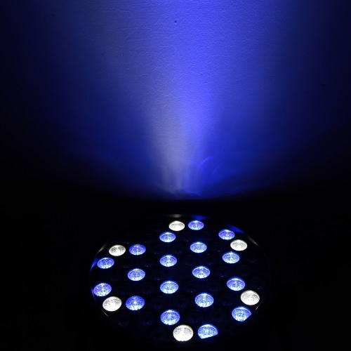 Lixada DMX-512 RGBW LED Stage PAR Light фото