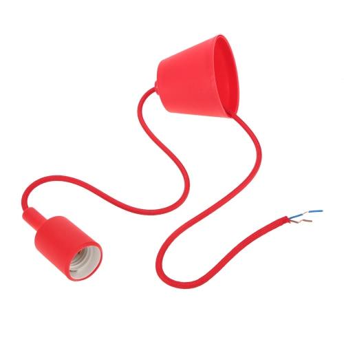 Красочная Простая 1м База лампы потолочного светильника Главная Декор База лампы E27